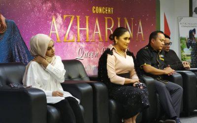 Sidang Media : Konsert Azharina Azhar & Teater 'Dari Cheruk Tok Kun ke Gombak'
