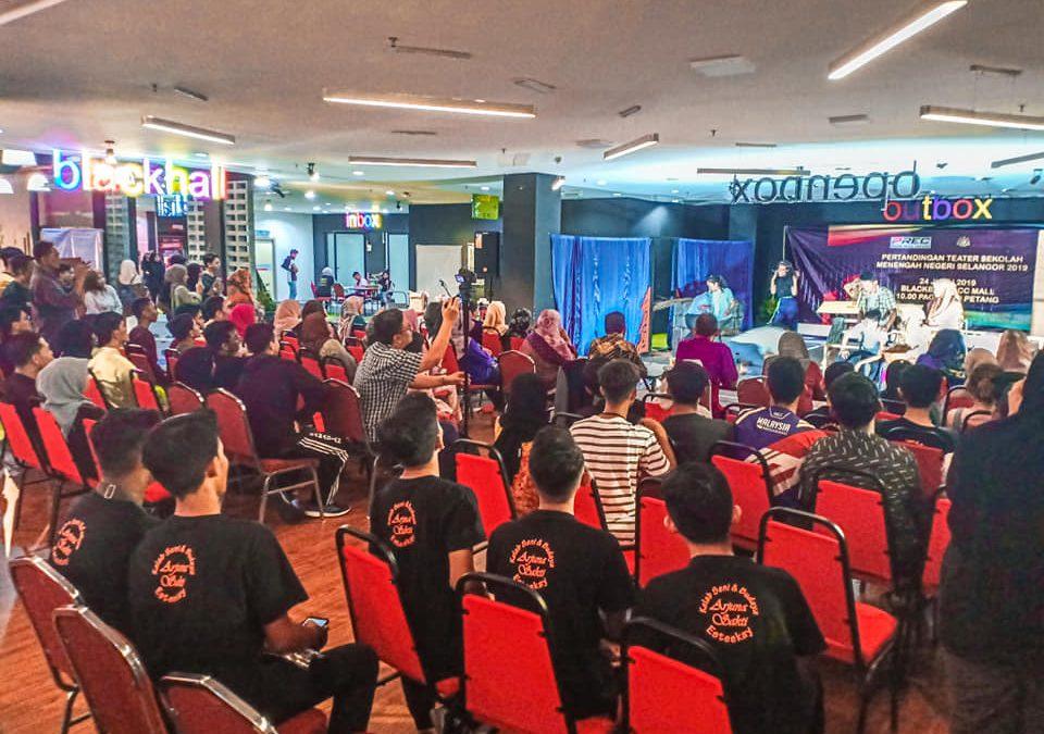 CSR @ Blackbox: Pertandingan Teater Negeri Selangor
